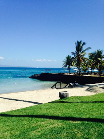 Candi Beach Resort & Spa: the beach