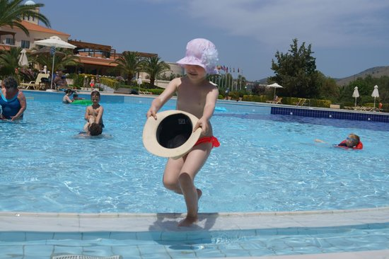Pilot Beach Resort: Детский бассейн