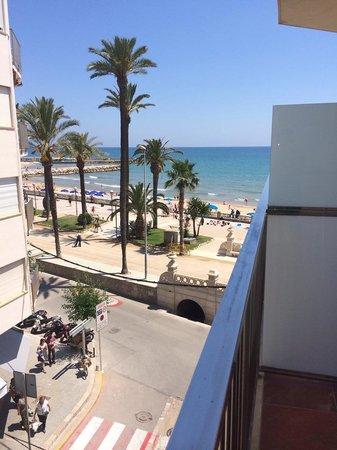 Hotel Subur: Balcony