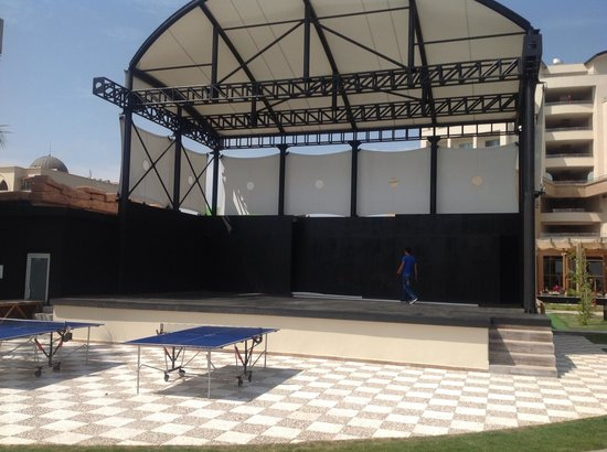 Hotel Riu Kaya Palazzo: New stage before completion