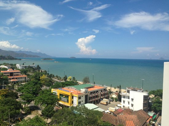 TTC Hotel Premium - Michelia : Вид из номера 1106
