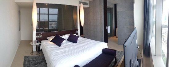 Pullman Saigon Centre : Bedroom of Penthouse Suite