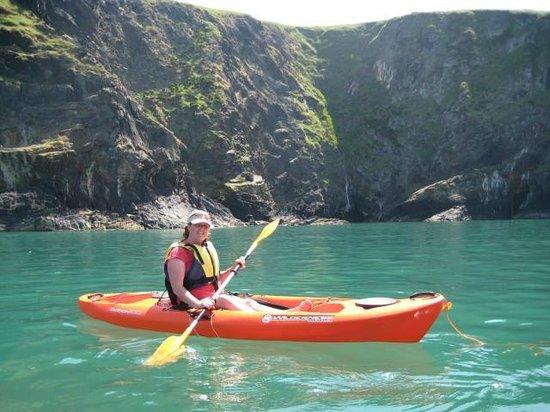 Cwm Connell Coastal Cottages: Plenty of Activities