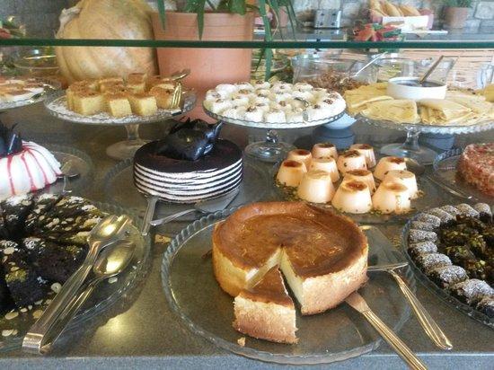 Viverde Hotel Loryma: Dessertbuffet