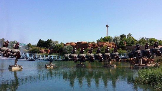 PortAventura World: Le Furius Baco