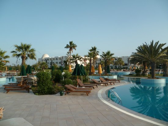 Djerba Plaza Hotel & Spa : vue d'ensemble