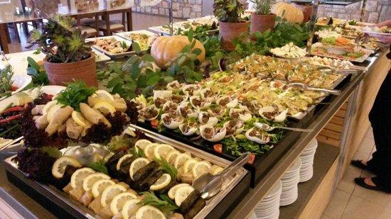 Loryma Resort: Dessertbuffet