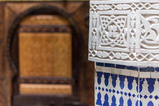 Riad Taryana: 8 chambres d'Hôtes désignées à faire vivre ses locataires les merveilles de Fès : Arabo-Andalous