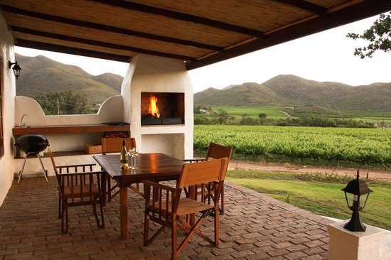 Orange Grove Farm: Wouterspan Lodge