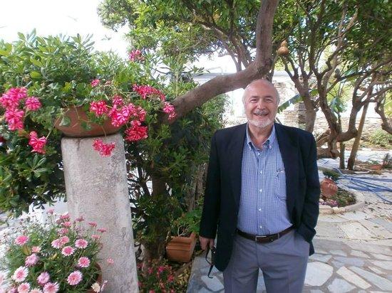 Hotel Aegean Village: Dimitris