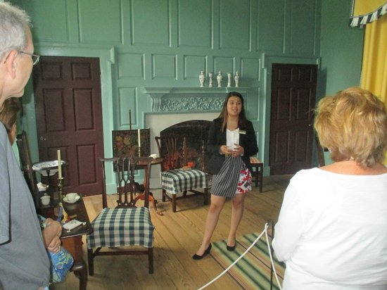 Kenmore Plantation and Gardens: Tour Group