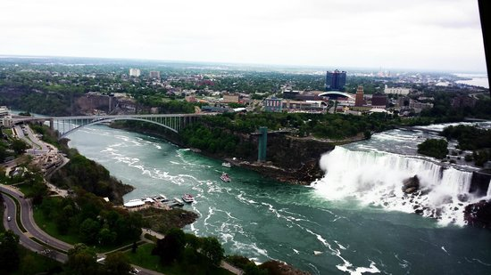 Niagara Falls : From the skylon tower
