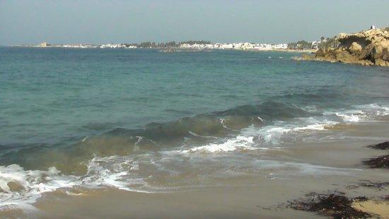 Veronica Hotel: Ближайший пляж