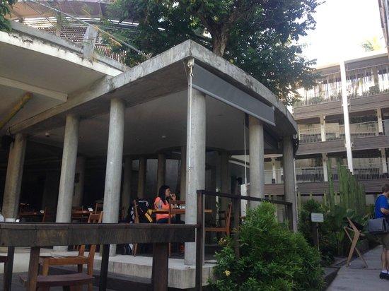 Grandmas Plus Hotel Seminyak: Restaurant