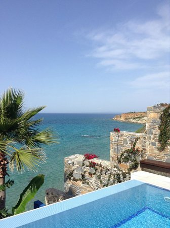 Porto Zante Villas & Spa: Ocean view