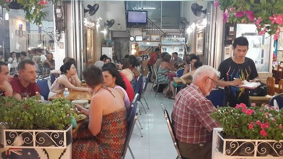 Asma Restaurant: Another of inside