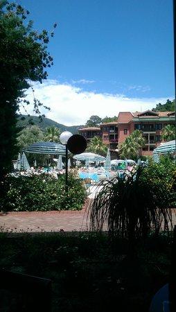 Suncity Hotel & Beach Club : lobbydeyken