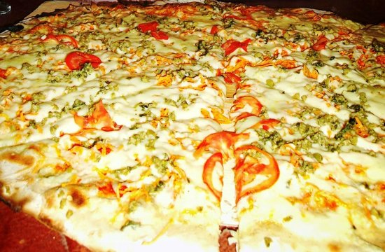Pizza Integral Capao Grande
