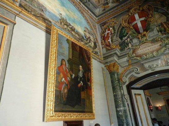 Grandmaster's Palace : Gli interni del governo