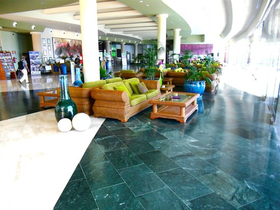Gloria Palace Royal Hotel & Spa : Reception