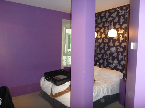 Hotel Santo Domingo Madrid : Zimmer
