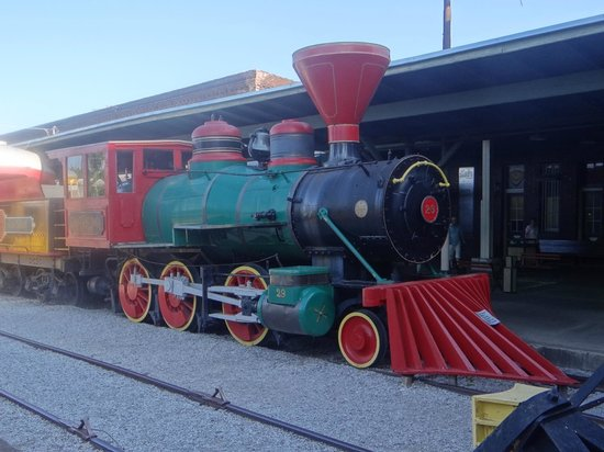 Chattanooga Choo Choo: engine