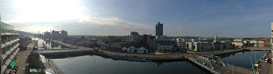 Clayton Hotel Cork City : panoramic