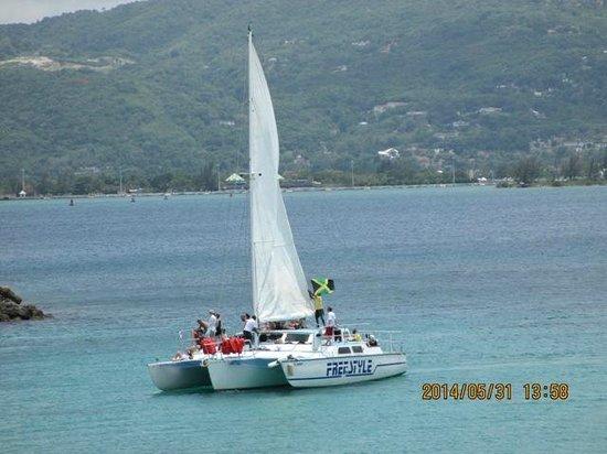 Jamaica Water Sports: Fun day at Sea