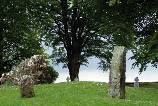 Hill of Tara (Temair): Giardino esterno