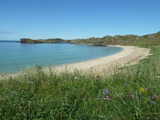 Kinlochbervie, UK: Oldshoremore Beach