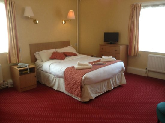 Monarch Hotel: Double Room