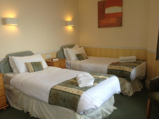 Monarch Hotel : Twin Room