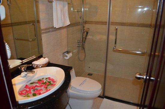 Hanoi Meracus Hotel 1: Bathroom