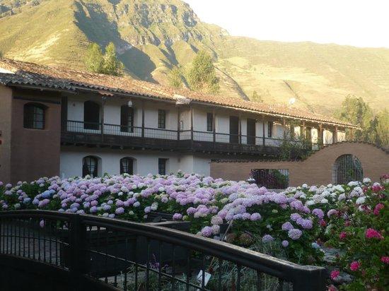 Sonesta Posadas del Inca Yucay : Hortencias