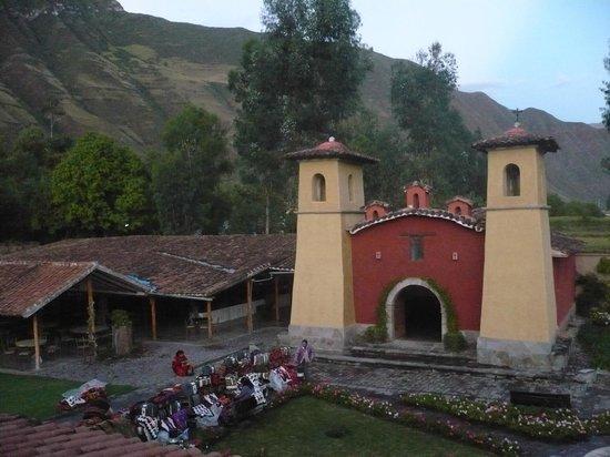 Sonesta Posadas del Inca Yucay: Capilla y mercado
