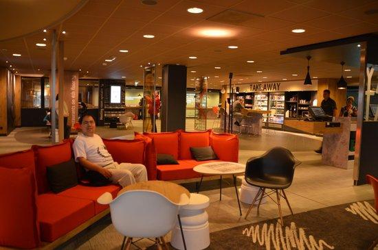 Hotel Ibis Schiphol Amsterdam Airport: lobby