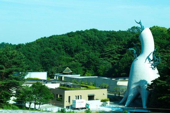 Taro Okamoto Museum of Art : 母の搭