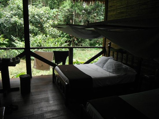 Refugio Amazonas: Room
