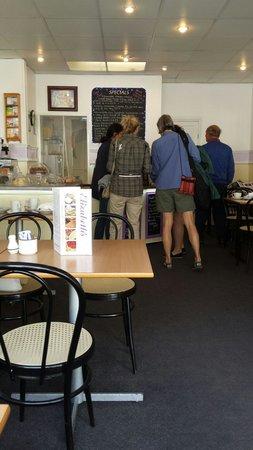 Elizabeths tea and coffee shop