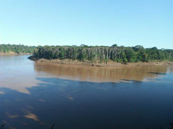 Refugio Amazonas: Tambopata River