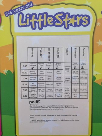 Sample Kids Club Activities - Picture of Holiday Village Rhodes ...