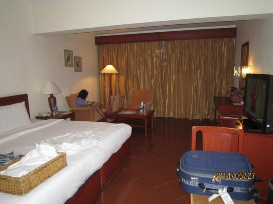 The Gateway Hotel Chikmagalur: standard room
