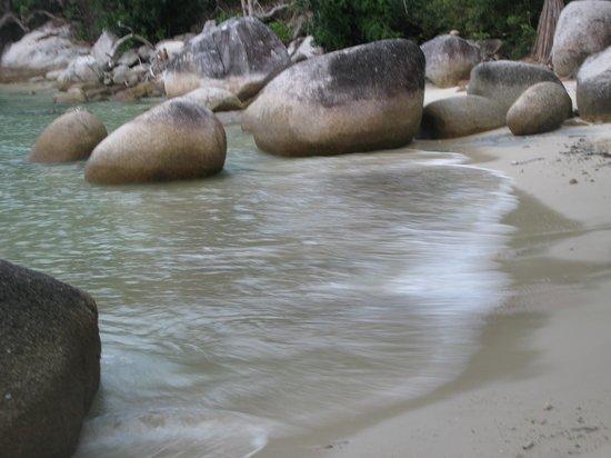 East Bedarra Island Retreat: Private beach access