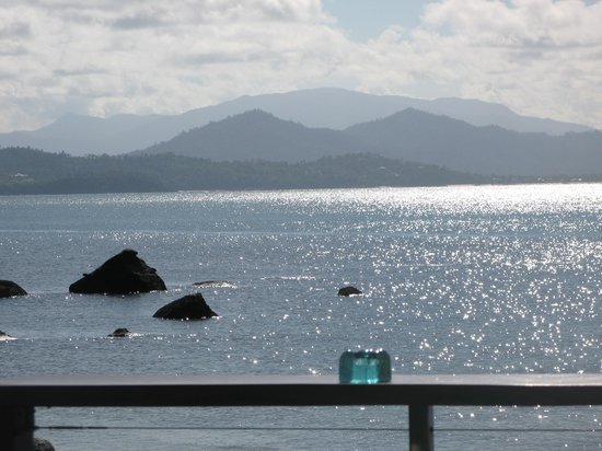 East Bedarra Island Retreat: View from the deck