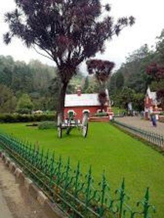 Hotel Darshan Ooty: Botanical Garden