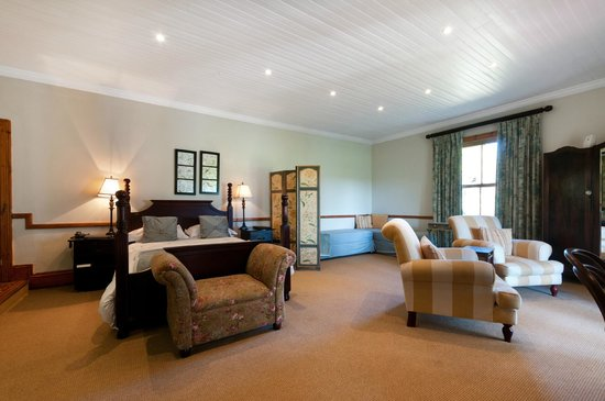 Leeuwenbosch Country House : Family Suite