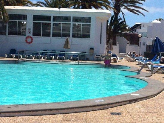 Apartamentos Jable Bermudas : Piscina