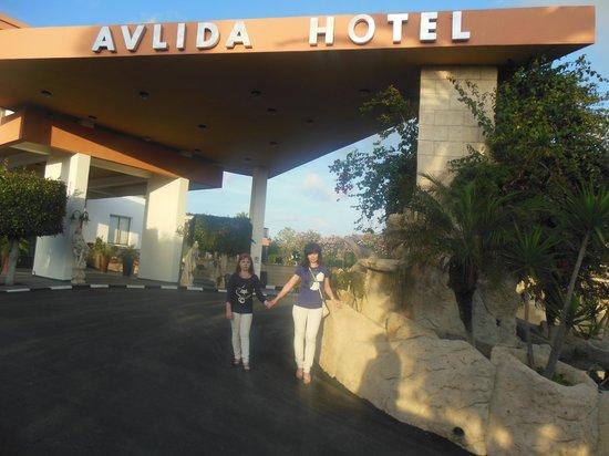 Avlida Hotel : с дочей