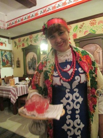 """Kazatskaya Gramota : Le fameux """"klug"""" aux cranberries"""