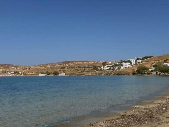 Villas Georgy: Plage proche